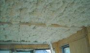 Isolation de toiture plate