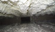 Isolation de vides ventilés en mousse à cellules ouvertes en base d'eau